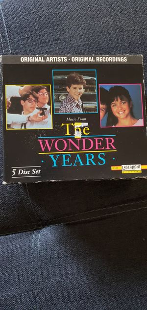 The Wonder Years 5 Disc Set for Sale in Chula Vista, CA