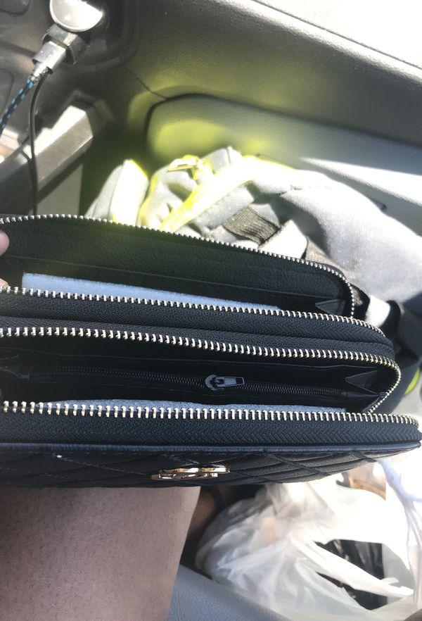 Designer Chanel wallet new never used