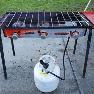 Camp Chef Big Gas Stove for Sale in Vancouver, WA