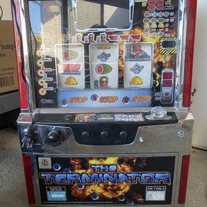 """Terminator"" Slot Machine for Sale in Belmont, CA"