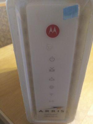 Arris Surfboard Modem/Wifi Dual for Sale in Frederick, MD