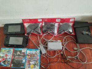 Nintendo Wii U Plus Games $200 for Sale in Hamtramck, MI