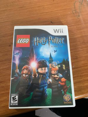 Wii LEGO Harry Potter Years 1 - 4 for Sale in Boyds, MD