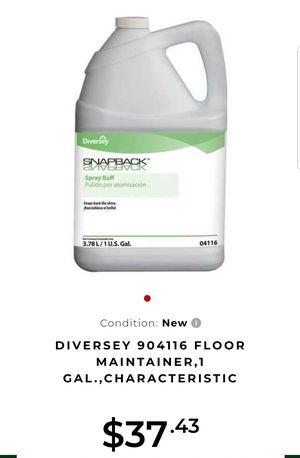Floor spray buff for Sale in Buffalo, NY