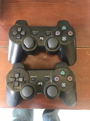 PS3 controllers for Sale in San Jacinto, CA