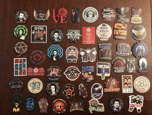 50 vinyl sticker bundle- Supernatural theme for Sale in Fontana, CA
