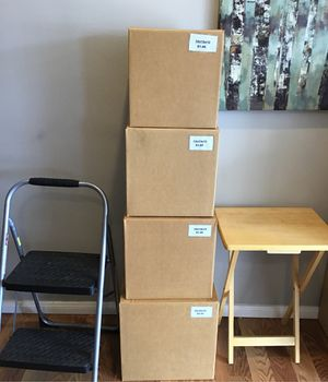Packing and moving clearance for Sale in Glendale, CA