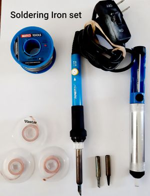 Soldering Iron Set for Sale in Bloomfield Hills, MI