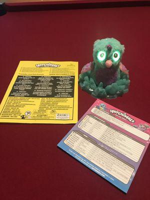 Hatchimals Glittering Garden Owlicorn Teal/Purple ToysRUs Exclusive for Sale in Chesapeake, VA