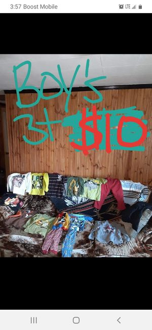 Boys 3t clothing lot good condition for Sale in Saint Thomas, PA