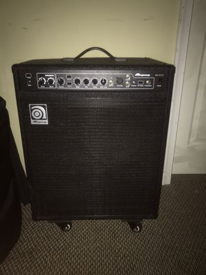 Ampeg bass amp for Sale in Herndon, VA
