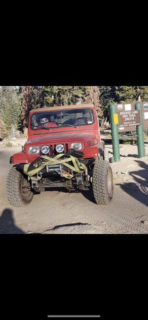 1989 Jeep Wrangler for Sale in Clovis, CA