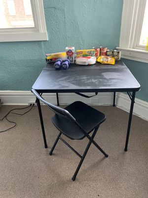 Table + chair & other items for Sale in Pittsburgh, PA
