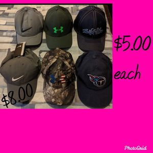 Hats, clothes and shoes for Sale in Gulfport, MS