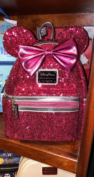 Pink imagination loungefly for Sale in Banning, CA