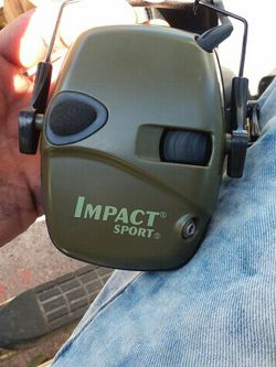 Shooting Range Ear Muffs Amp Sound for Sale in Waco,  TX