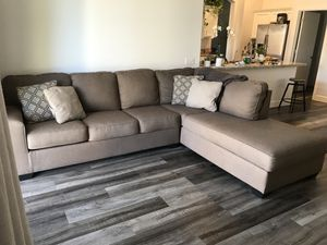 Gracie oaks Sectional for Sale in Chandler, AZ