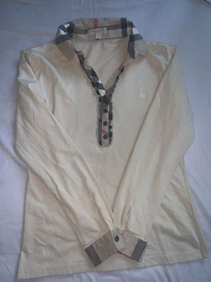 BURBERRY BLOUSE for Sale in Paramount, CA