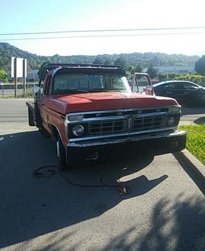 73 f350 ford. Flatbed for Sale in San Rafael, CA