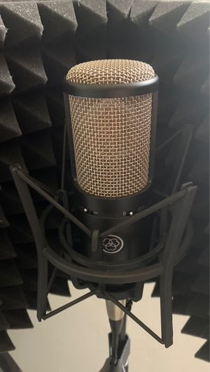AKG P220 LargeDiaphgram Condensor microphone for Sale in Hollywood, FL