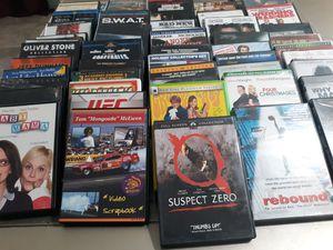 DVD PELICULAS A 1 CADA UNA for Sale in Palmdale, CA