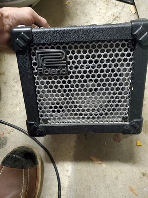 Roland Micro Cube Guitar Amp for Sale in Lancaster, CA