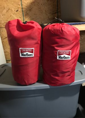 Two Marlboro sleeping bags for Sale in West Babylon, NY