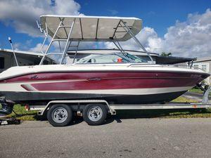 Aluminum trailer for 20 foot boat for Sale in Davie, FL