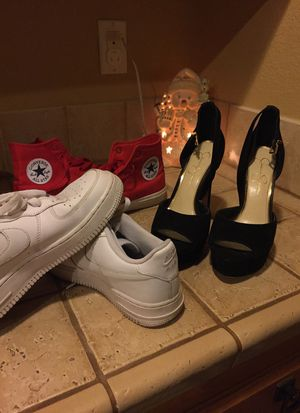 Shoes size 8 women for Sale in Lake Elsinore, CA