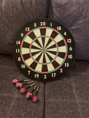 Dart Game set (5 darts) 18 inches for Sale in Dallas, TX