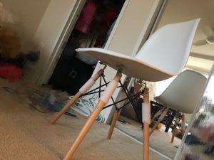 White Chair*2 for Sale in Arlington, VA