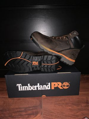 Timberlands PRO Jigsaw Steel Toe for Sale in Orlando, FL
