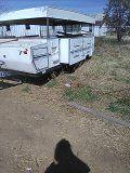 Pop-up camper trailer for Sale in Odessa, TX