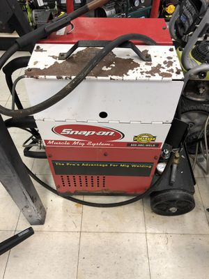 Snap on welder for Sale in Austin, TX