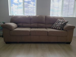 Sofa for sale - $120 for Sale in Riverton, UT