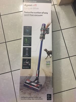 Dyson v11 torque drive cordless vacuum for Sale in Houston, TX