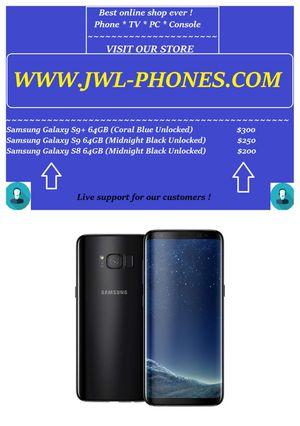Samsung S9/S9 Plus I MacBook Pro 13/15 for Sale in South Norfolk, VA