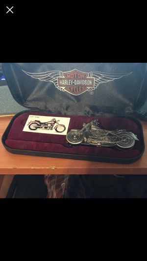 Harley Davidson fat boy knife for Sale in Grove City, OH