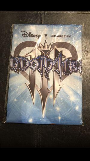 Kingdom Hearts 3 Fabric Poster GameStop Exclusive for Sale in Providence, RI
