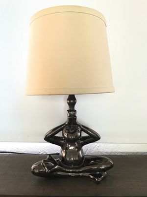 Pier 1 Yoga Frog Lamp for Sale in Pittsburgh, PA