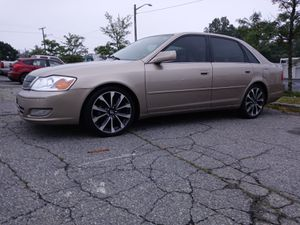 Toyota avalon for Sale in Fall River, MA