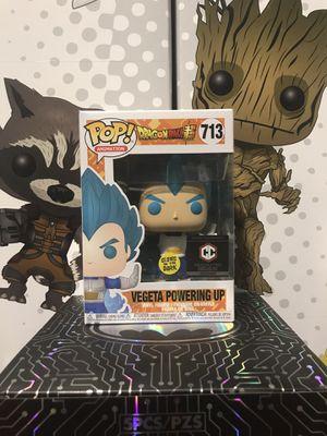 Funko Pop Dragon Ball Z Vegeta Powering Up for Sale in Kingdom City, MO