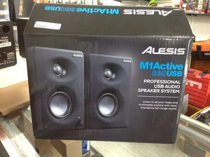 ALESIS M1 ACTIVE 330 USB PROFESSIONAL SPEAKER SYSTEM for Sale in Dearborn Heights, MI