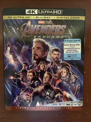 Avengers Endgame for Sale in Arlington, TX