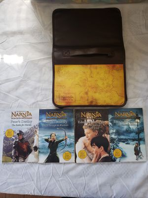 Narnia Book Set of the children for Sale in Pomona, CA