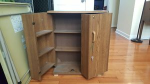 DVD / CD Lockable Cabinet for Sale in Fort Washington, MD