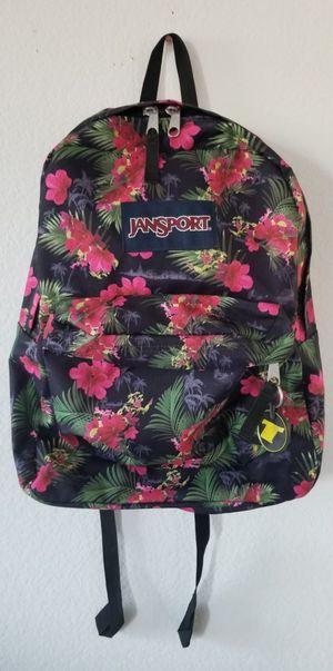 Jansport Tropical Design Backpack for Sale in Chula Vista, CA