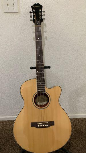 Epiphone PR-4E NA Acoustic-Electric guitar for Sale in Perris, CA
