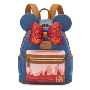 Big thunder mountain minnie attraction loungefly backpack for Sale in Pomona, CA