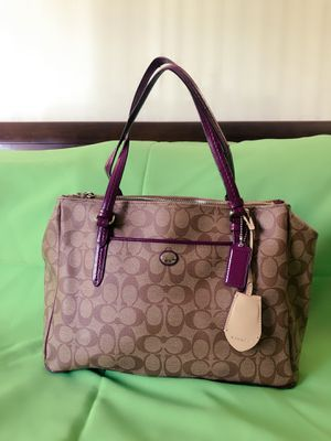 Coach bag for Sale in Adelphi, MD